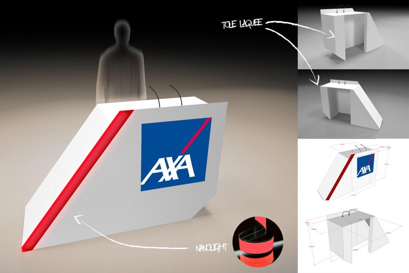 AXA - AG - 2014