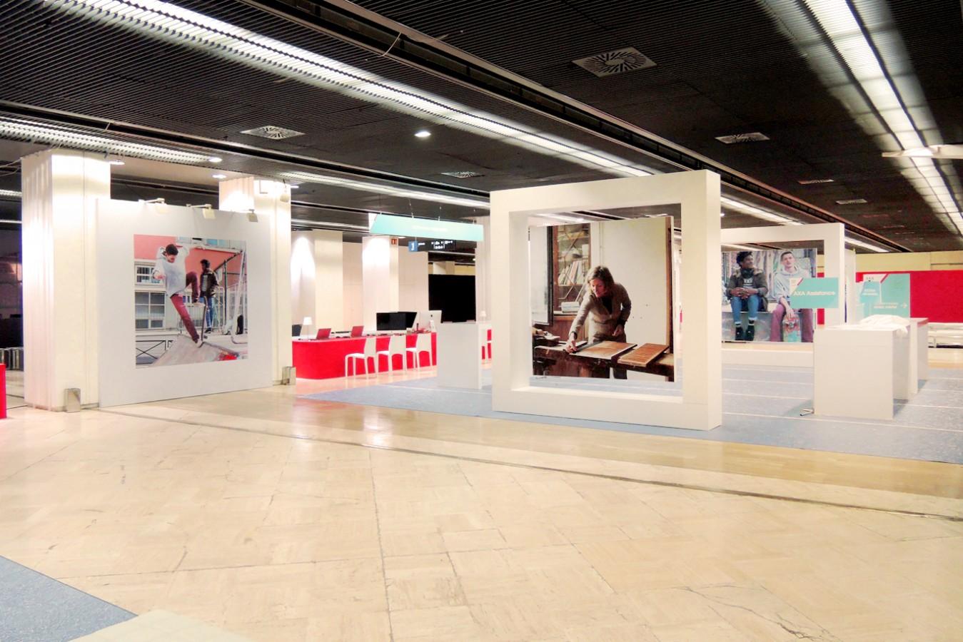 AXA - AG - 2014 # Agence: HavasEvent