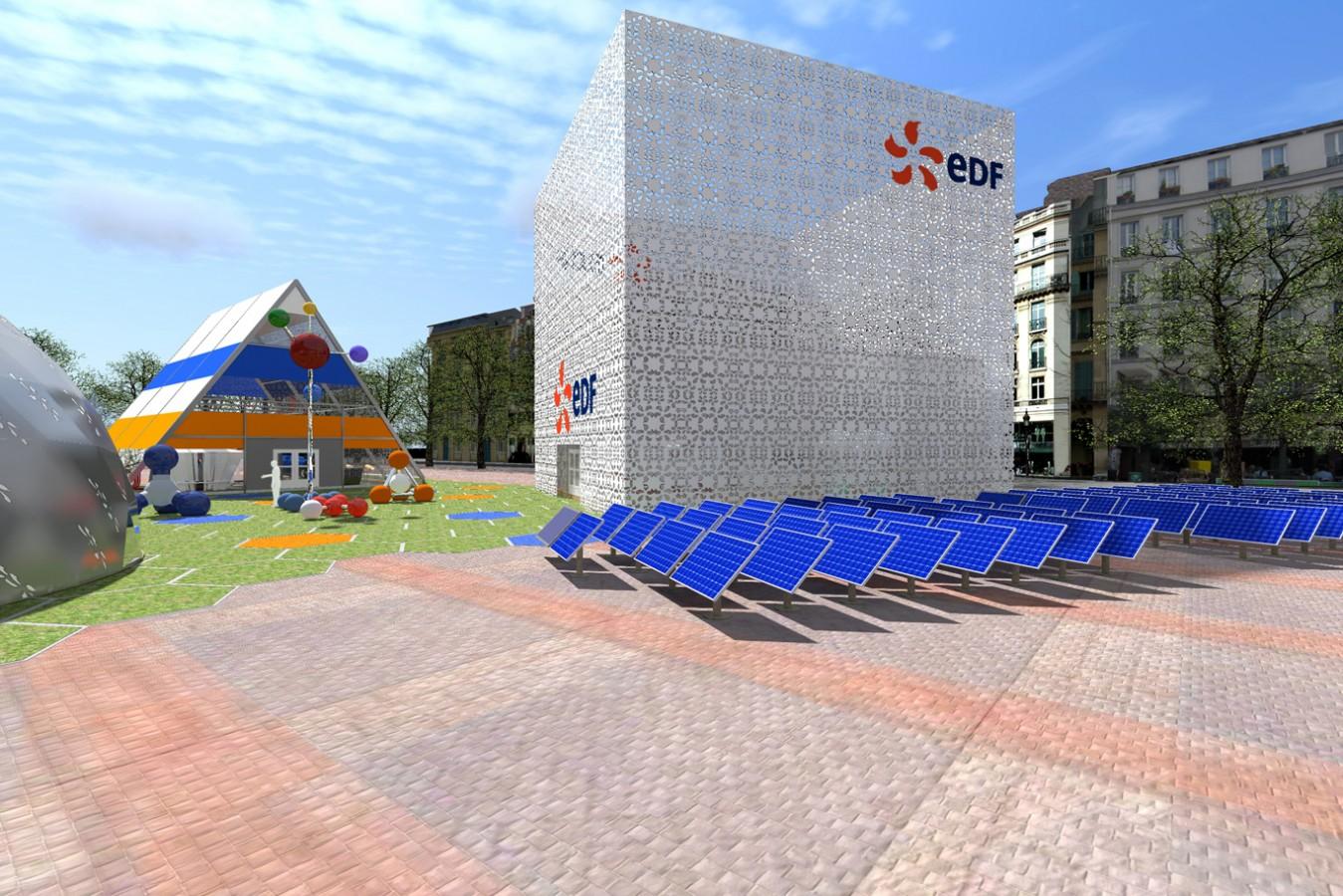 EDF - Electric Cité - 2014