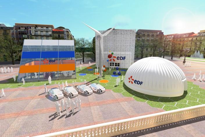 EDF - Electric'cité - 2014 - Agence HavasEvents