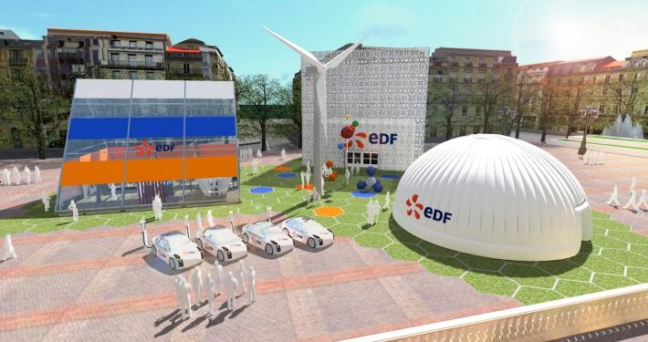 EDF - Electric'cité - 2014
