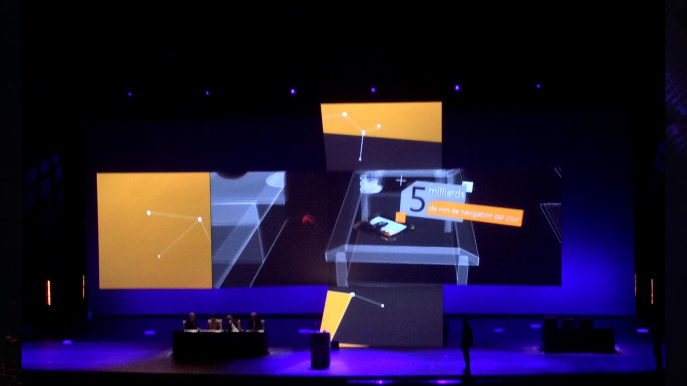 Orange - Assemblée Générale - 2014 # Agence: HavasEvent