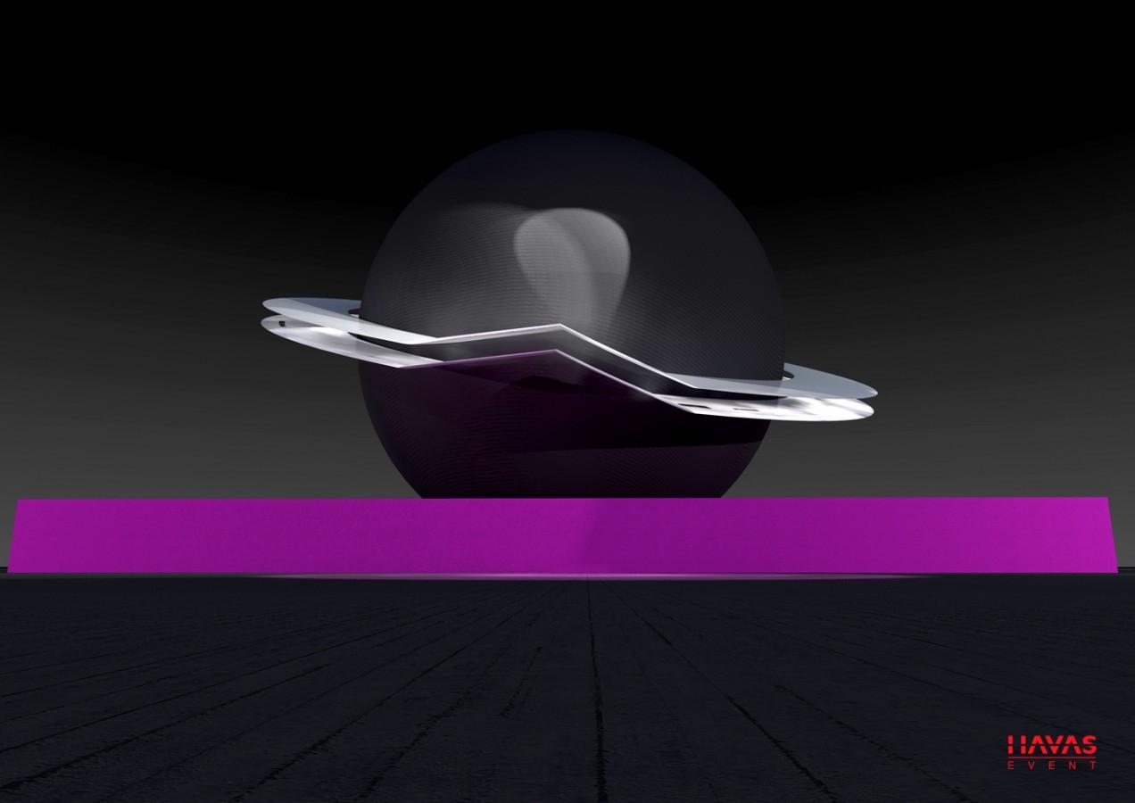 CITROEN - Stand SURVOLT - 2011 - Agence HavasEvent