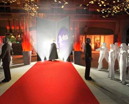 BlizzCon - Lancement Diablo - 2011 - Agence : HavasEvent