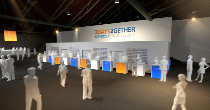 EDF - 2 Days 2 Gether- 2013 - Agence : HavasEvent