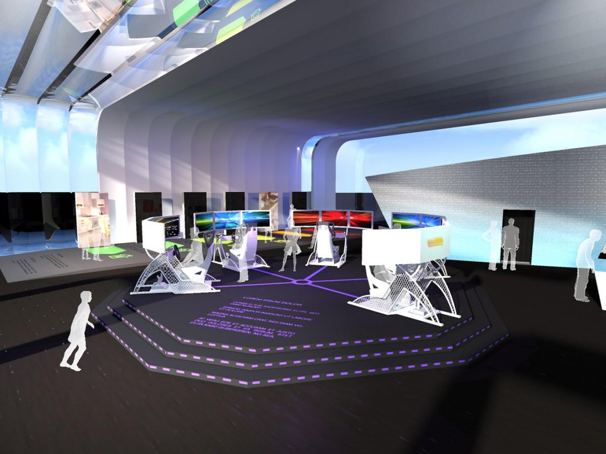 EDF - Expo BLEU CIEL - RoadShow - 2011 - Agence : HavasEvent