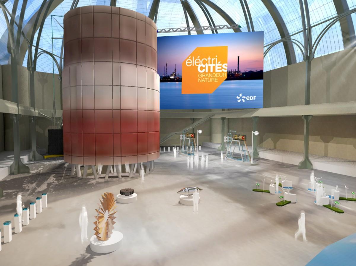 2013 - EDF - Electric'Cite - # Agence : HavasEvent