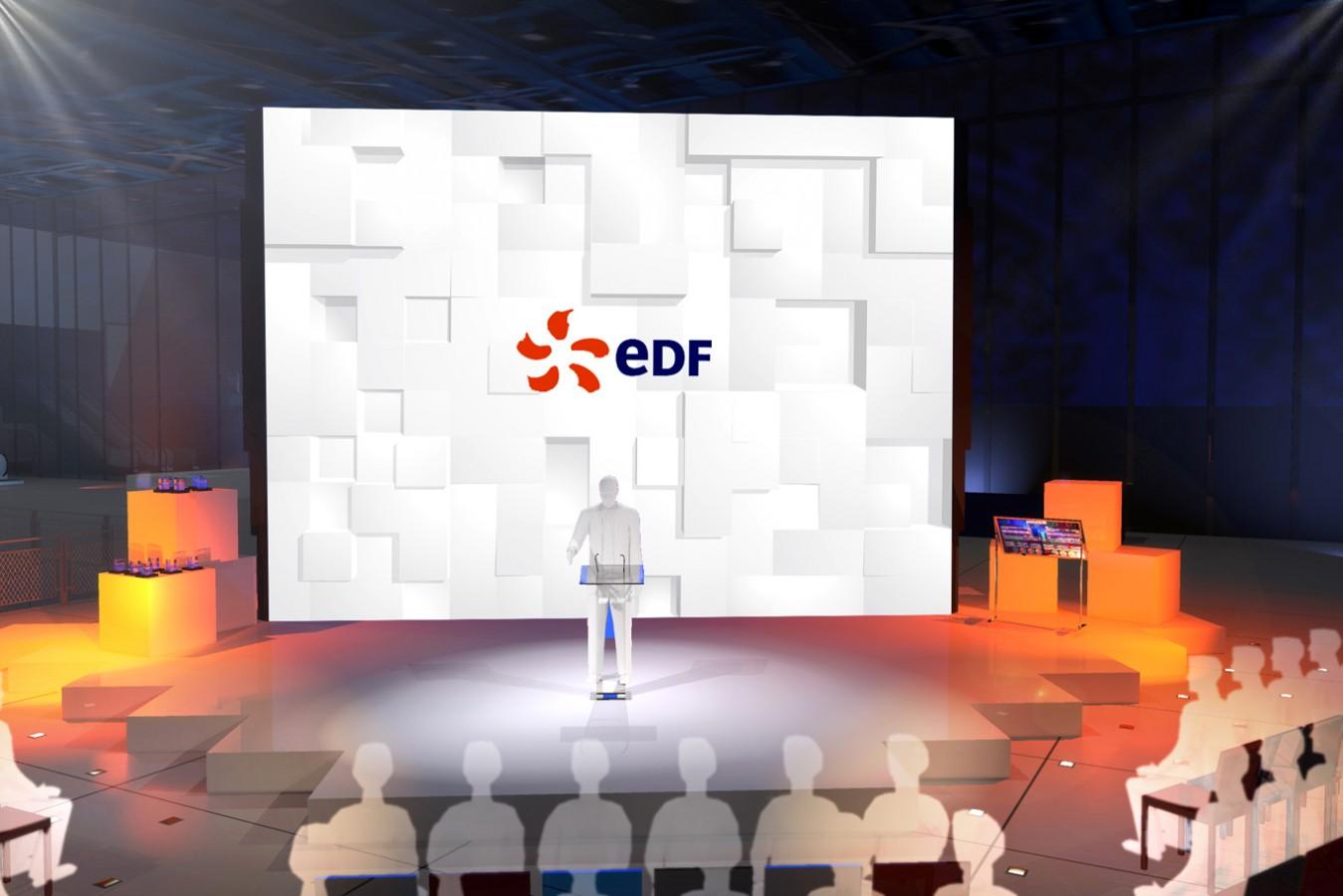 EDF - Pulse - 2013 - Agence : HavasEvent