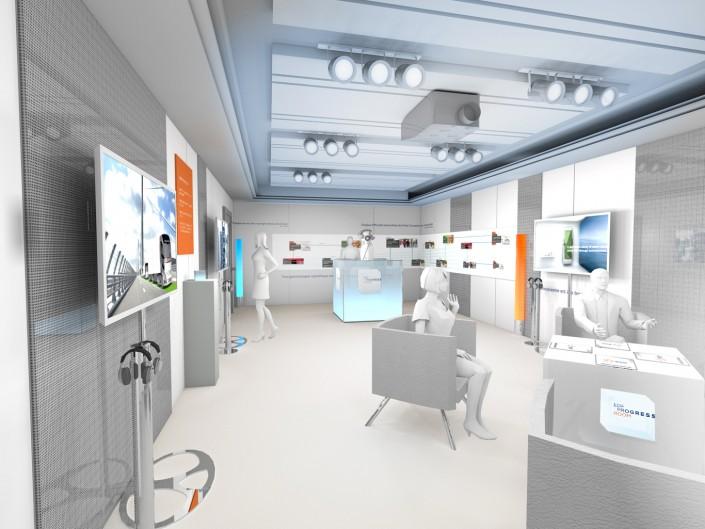 EDF - RoadShow - 2013 - Agence : HavasEvent