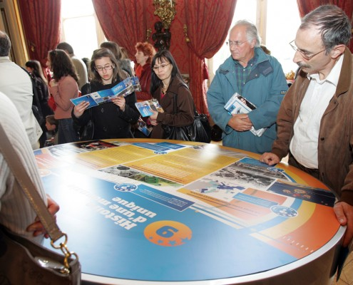 QUAi D'ORSAY - Europe/Euro Expo - 2010 - Agence HavasEvent