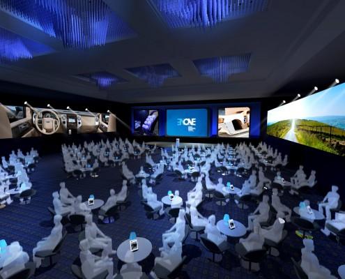 FAURECIA - Convention - 2013 - Agence : HavasEvent