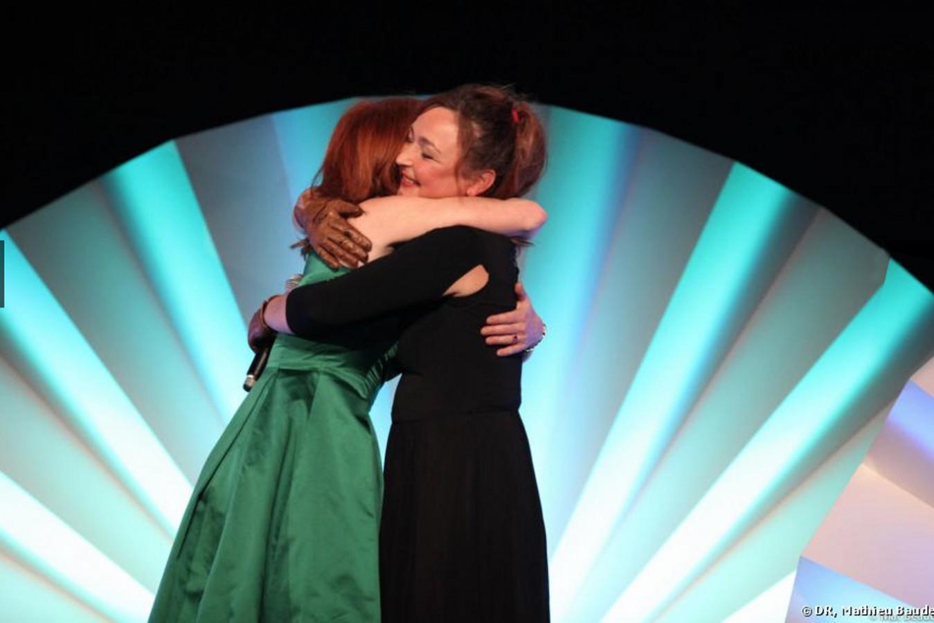 FEMME EN OR - Trophée - 2013 - Agence HavasEvent
