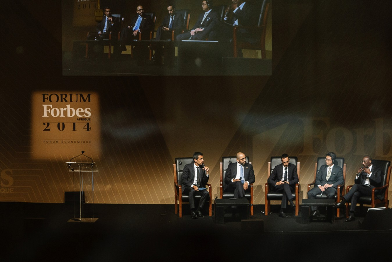 # FORBES - Forum - Congo - 2014 - Agence HavasEvent
