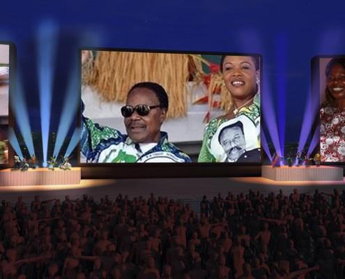 2010 - Hommage à Omar Bongo - Gabon - >Agence HavasEvent
