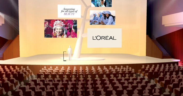 LOREAL - Convention - 2013 - Agence HavasEvent