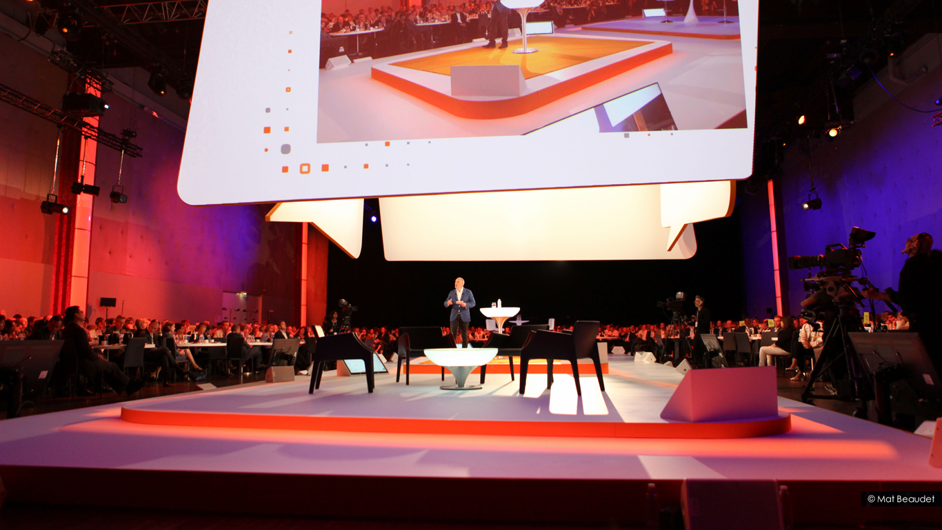Orange - Leaders Meeting - 2014 # Agence: HavasEvent