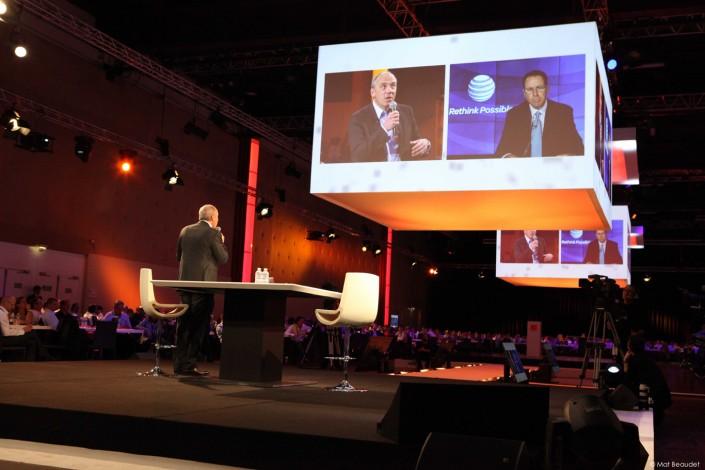 Orange - Leaders Meeting - 2013 - Agence: HavasEvents