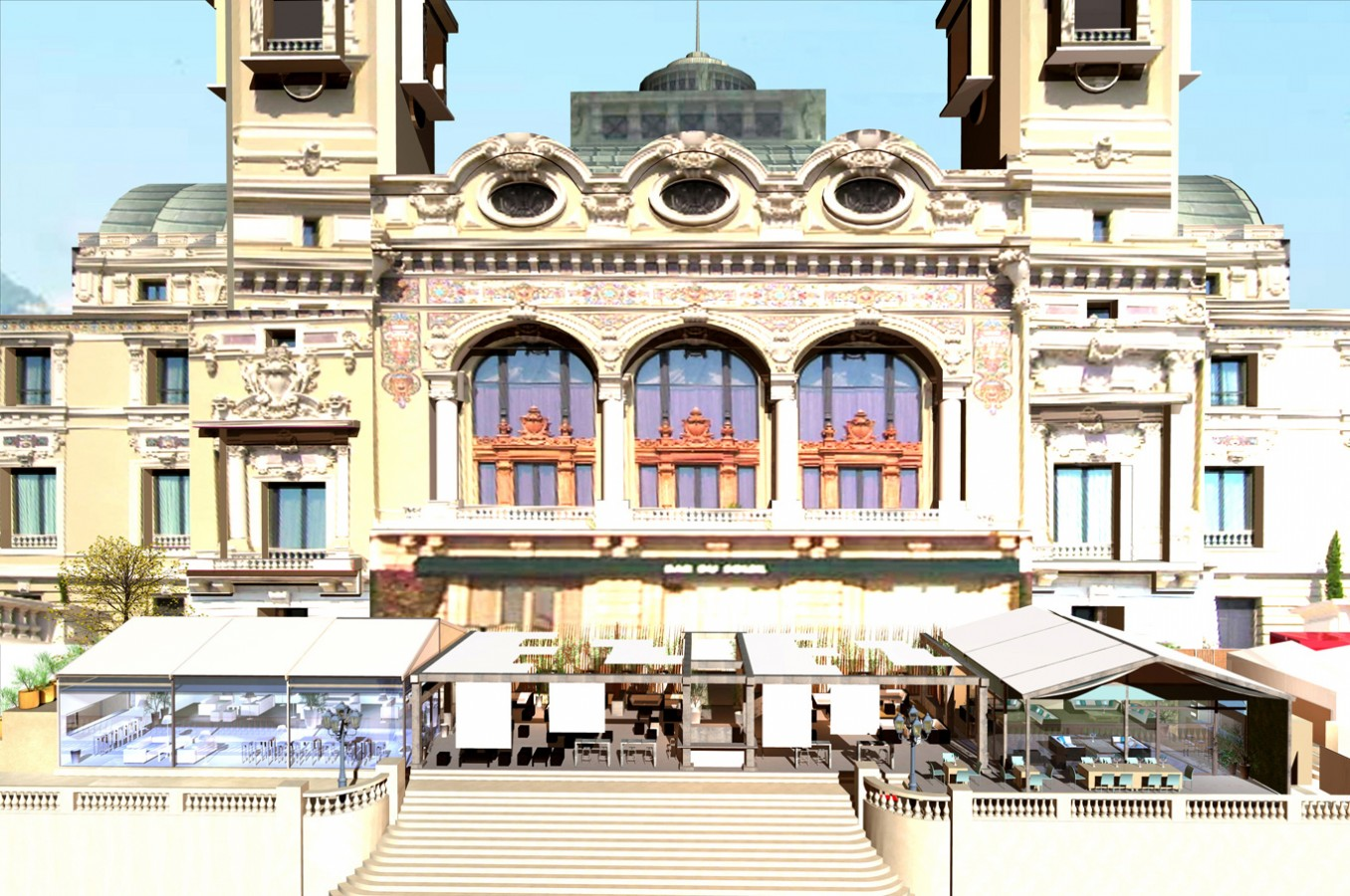 2010 - SCOR - Convention à Monaco - > Agence: Eurorscg