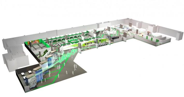SCHNEIDER–ParisRunningExpo– Projet-BETC - HavasEvents