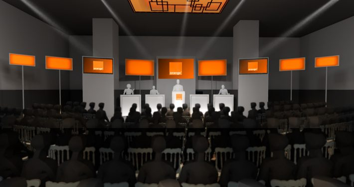 Orange - Conference de Presse - HavasEvents