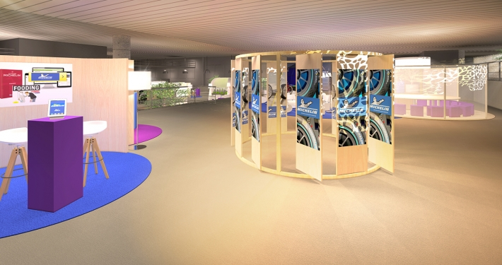 Michelin - Convention - 2018 - Agence Lever de Rideau