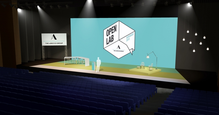 ADECCO - OpenLAB - 2018 - Agence LeverDeRideau