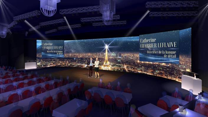 BANQUE POSTALE - Top 500 - 2018 - Agence Arep Exigences