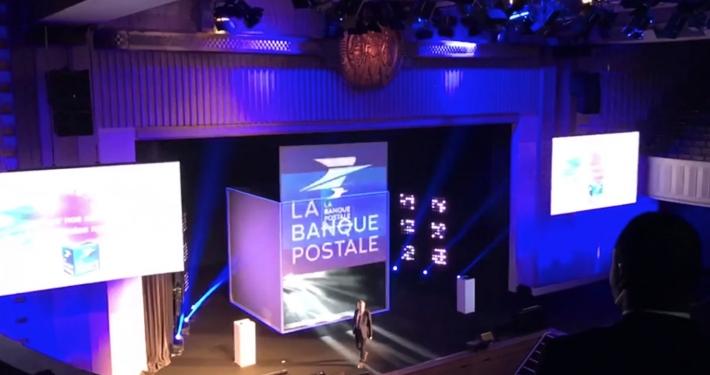 La Banque Postale - 2018 - Agence S CAPE